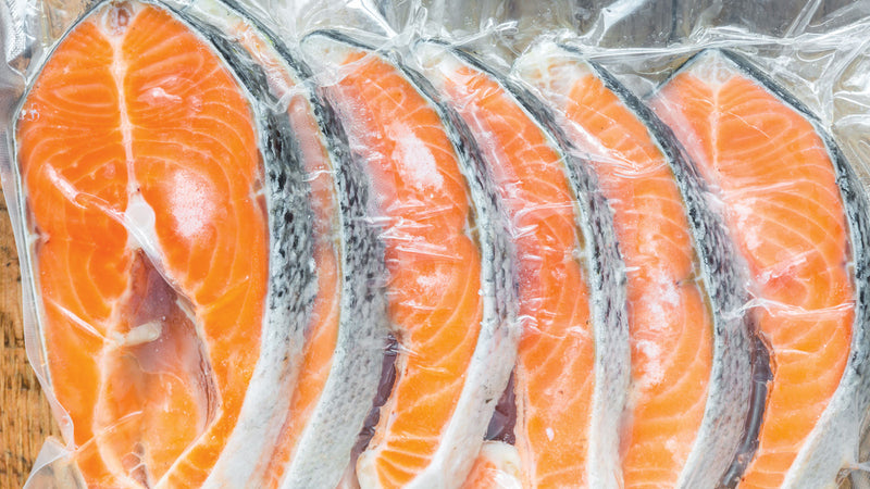 Top 3 Ways To Freeze Fish Without Freezer Burn