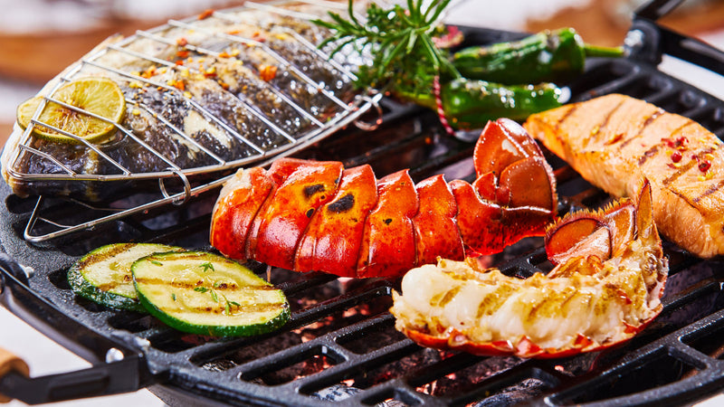 Go Fourth, and Grill — 13 Best Grilling Recipes 🦞