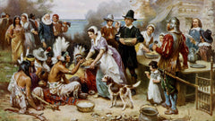 Seafood for Thought: The First Thanksgiving