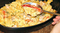 How to prepare our Lobster Mac N Cheese