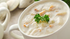 Ingredient and Nutritional Information for Haddock Chowder
