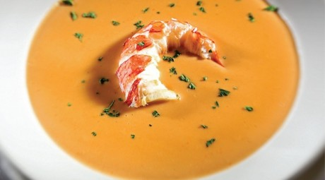 Ingredient and Nutritional Information for Lobster Bisque