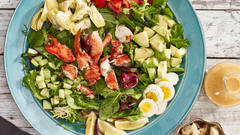 Maine Lobster Cobb Salad