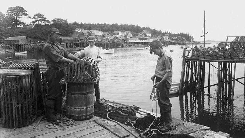 History Lesson: Maine Lobster Industry