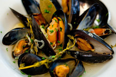 How to prepare Marks Maine Mussels
