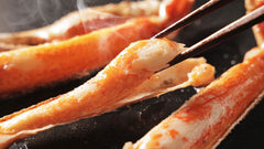 Spicy Peppered Crab Legs