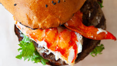 Maine Surf and Turf Burger