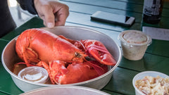 Live Maine Lobsters (1.9 - 2.2 lb)