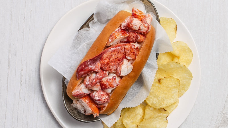 Maine Lobster Roll Kit (frozen)