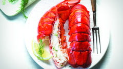 Buy 12 (5-6 oz) Maine Lobster Tails, Get 4 FREE