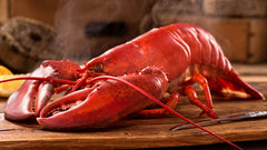 Buy 2 Live Maine Lobsters (1.5 LB's), Get 2 FREE