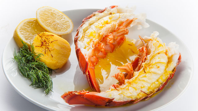 Buy 6 Maine Lobster Tails and Get 6 More FREE (4-5 oz) FREE Stuffing