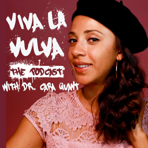 MedAmour on Viva la Vulva - the Podcast, Dr. Cara Quant