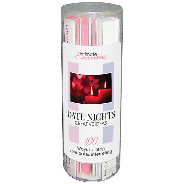 Date Nights Creative Ideas Kit