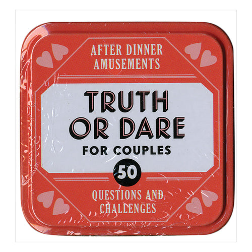 Truth or Dare Game for Couples - MedAmour