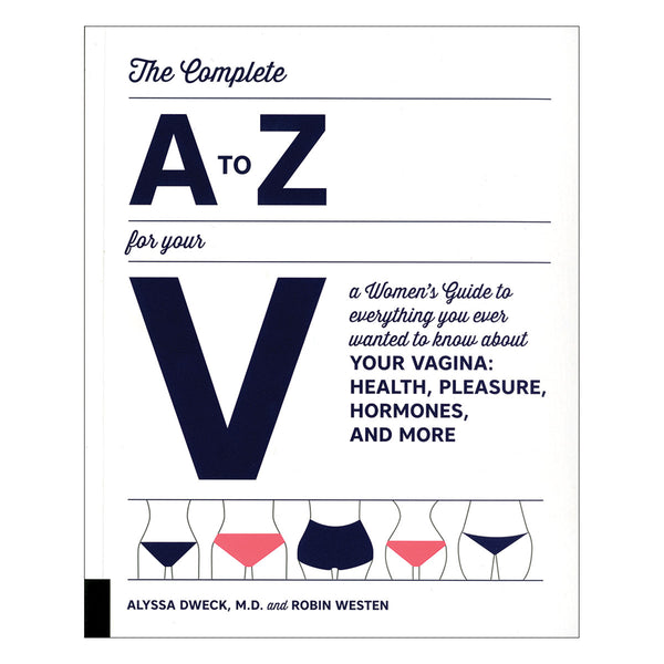 Complete A to Z for Your V - MedAmour