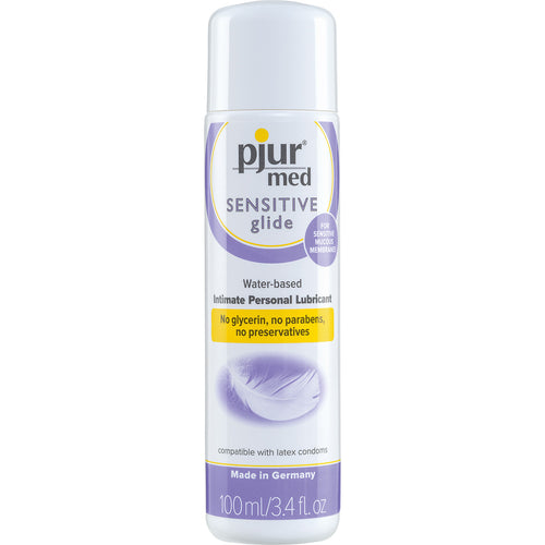 Pjur Med Sensitive Glide Lubricant 100ml - MedAmour