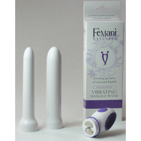 Rianne S Bella Vibrating Wand - Purple