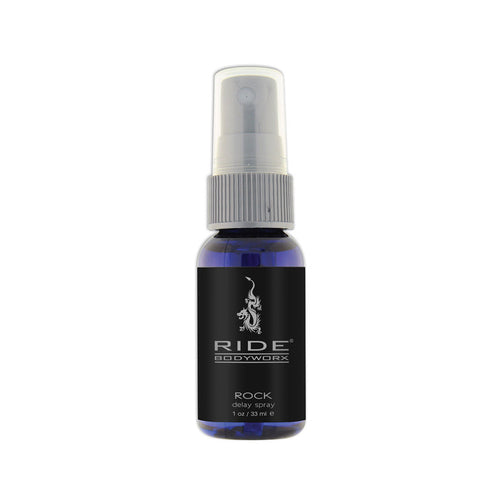 Ride Bodyworx Rock Delay Spray 1oz - MedAmour