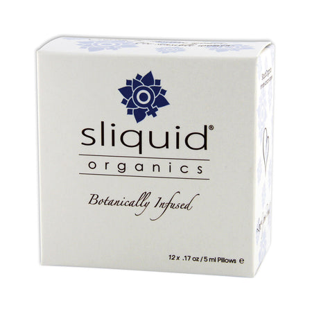 Sliquid Organics Natural Lubricant 8.5oz