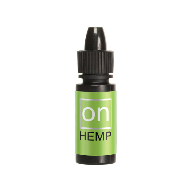 Sensuva ON Hemp Arousal Oil 5ml