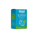 Good Clean Love Rebalance Cleansing and Moisturizing Wipes