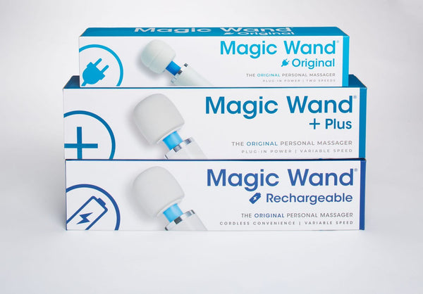 Magic Wands - MedAmour Vibrating Wands