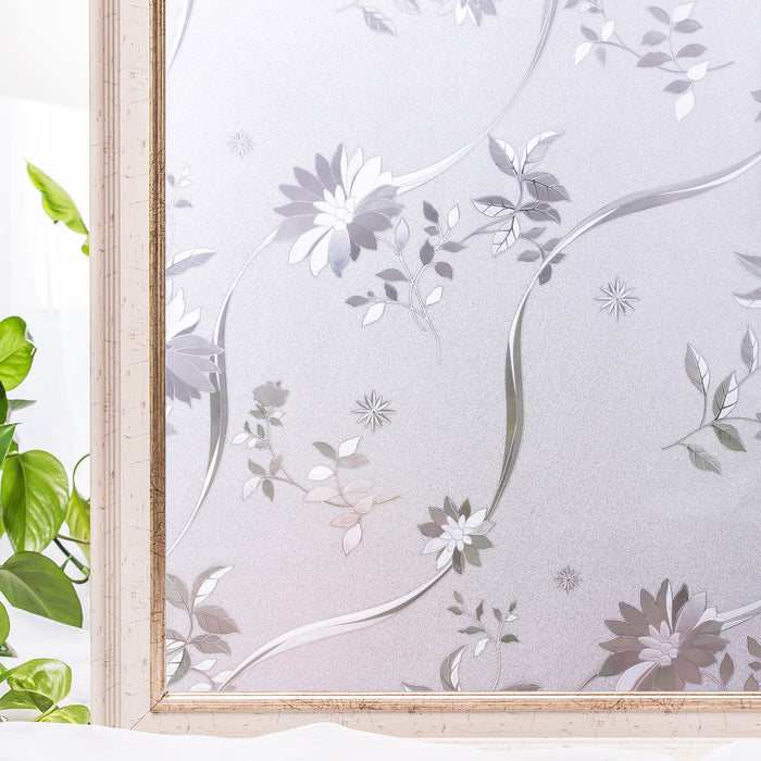 Decorate Window Stickers Static Cling BLKM042 (90*200CM)