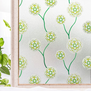 Window Frosting Stickers Static Cling BLKM044 (90*200CM)