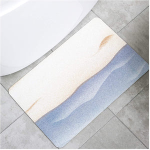 Diatom Mat ,Fit for Kitchen & Bathroom