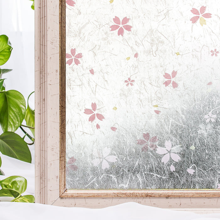 Decorate Window Film Static Cling BLKM010 (90*200CM)
