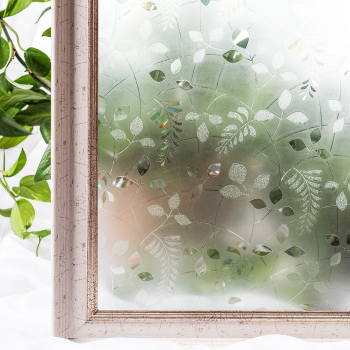Decorate Window Film Static Cling BLKM025 (90*200CM)