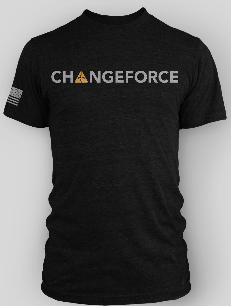 ChangeForce T-Shirt Black