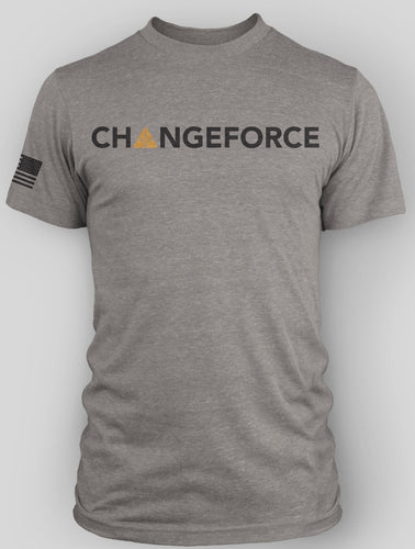 ChangeForce T-Shirt Gray