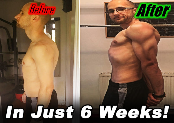 Unchained Muscle 12-Week Mass Transformation