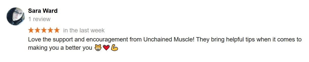 Unchained Muscle Review