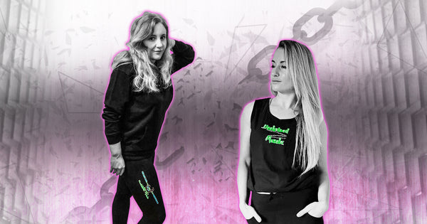 Unchained Muscle Women's Gym Clothing