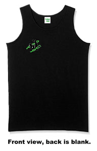Unchained Muscle Signature Black Vest
