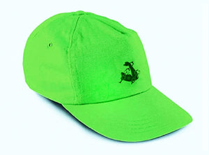Unchained Muscle Apple Green Cap - Unchained Muscle