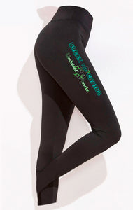 Break The Chains Women's Leggings - Charity Item - Unchained Muscle