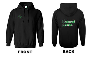 Unchained Muscle Unisex Hoodie - Unchained Muscle