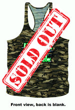 Unchained Muscle Men's Camouflage Stringer Vest - LIMITED EDITION - Unchained Muscle