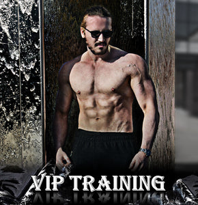 VIP Training - Enhanced Fully Personalised Training and Diet Plan - Unchained Muscle