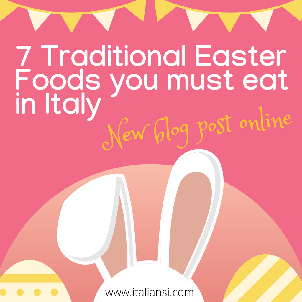 7 Traditional Easter Foods you must eat in Italy