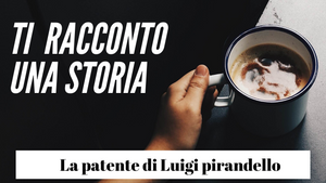 LEARN ITALIAN - Ti racconto una storia - LISTENING and READING in ITALIAN (B2, C1, C2 levels) - Parte 1