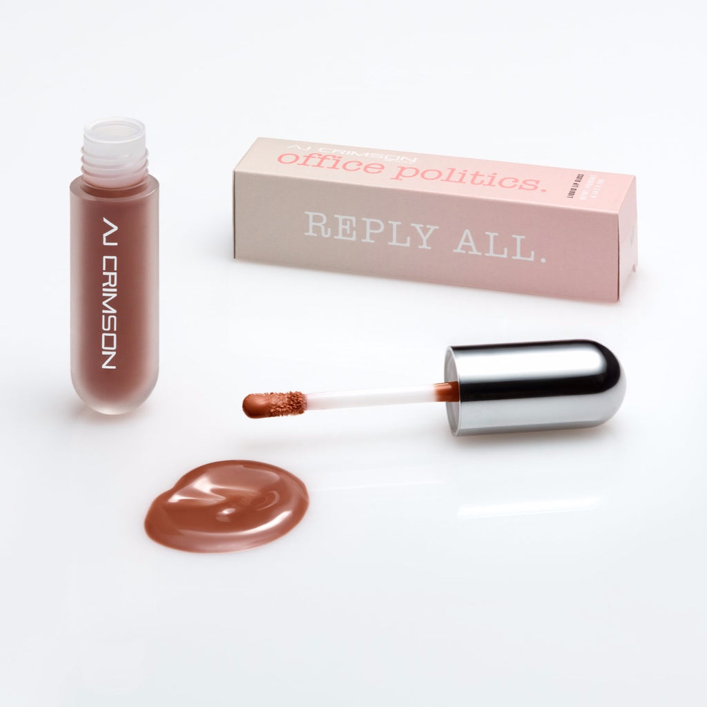 Office Politics, REPLY ALL (Hi-Shine Lipgloss)