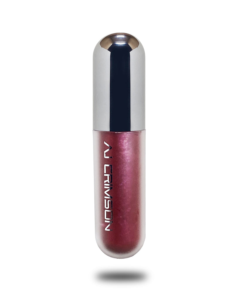 S+M Sultry and Matte, Dutty Wine (Metallic Lipgloss)