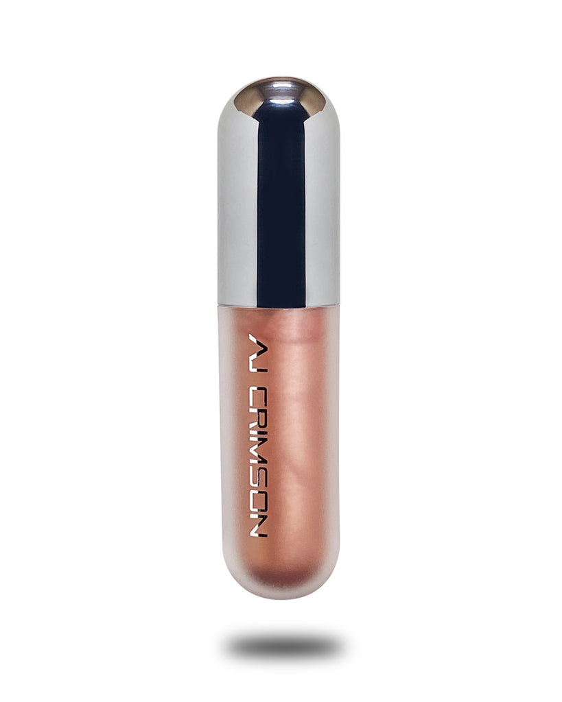 S+M Sultry and Matte, She's Fierce (Metallic Lipgloss)