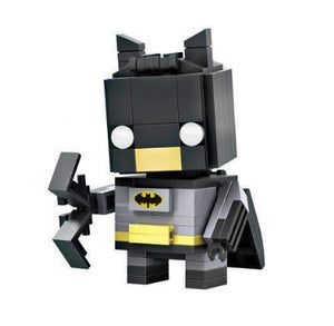LOZ Mini Brick Headz Batman