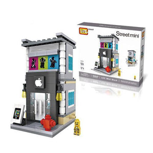 MiniStreet Store Front - The Apple Store